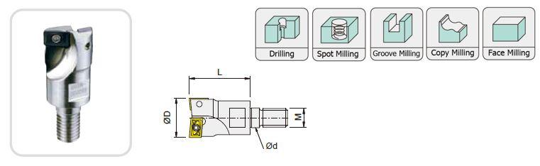 ASJ (2 Teeth)|Hon Jan Cutting Tools Co , LTD