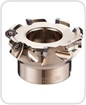 TFM 45˚Face Milling Cutters, Face Mill Cutter Suppliers