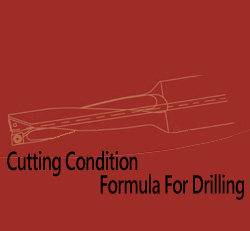 Cutting Condition Formula For Drilling